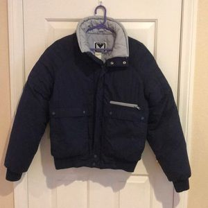 Lk New Men's Obermeyer Jackson Down Ski Coat M